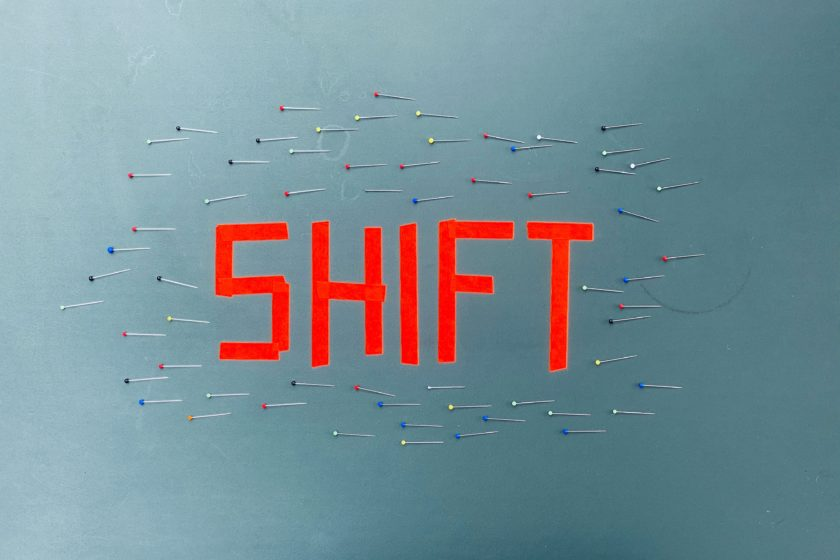 Shift your paradigms